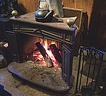 Камин Бенджамина Франклина